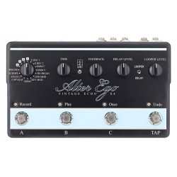 TC ELECTRONIC ALTER EGO X4 VINTAGE ECHO PEDAL DELAY