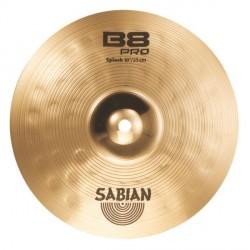 SABIAN B8 PRO 31005B SPLASH 10 PLATO BATERIA