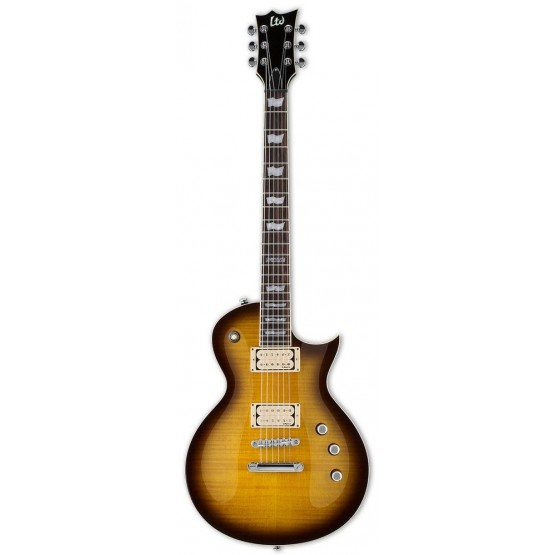 ESP LTD EC401 VF DMZ TSB GUITARRA ELECTRICA TOBACCO SUNBURST