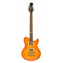 INDIE 1031 GUITARRA ELECTRICA SHAPE QUILTED ST.HONEY BURST. OUTLET