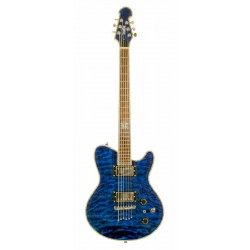 INDIE 1096 GUITARRA ELECTRICA SHAPE SUN EXTREME THRU AZUL. OUTLET