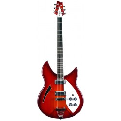 INDIE 1192 GUITARRA ELECTRICA IRK5 6 FIREGLOW. OUTLET