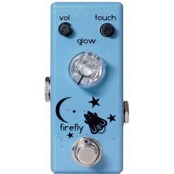 MOVALL MM03 FIREFLY PEDAL OVERDRIVE. OUTLET