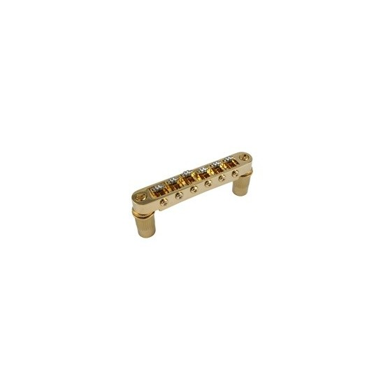 ALL PARTS GB0596002 ROLLER TUNEMATIC GOLD LARGE MOUNTING HOLES