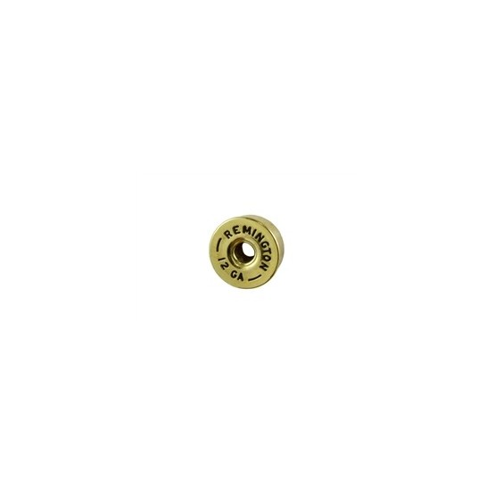 ALL PARTS MK3030002 12 GA SHOTGUN SHELL KNOB, GOLD, PUSH-ON, FITS SPLIT SHAFT POTS