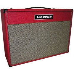 "GEORGE GTA THUNDERBIRD DUO 2X12"" AMPLIFICADOR GUITARRA"