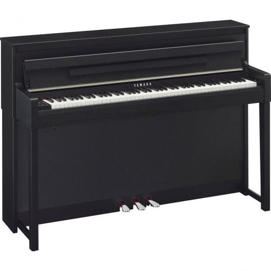YAMAHA CLP585 B PIANO DIGITAL CLAVINOVA NEGRO NOGAL