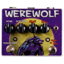 TORTUGA EFFECTS WEREWOLF PEDAL OVER STORTION