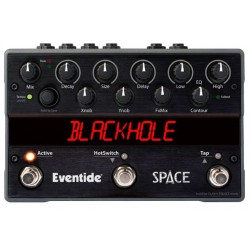 EVENTIDE SPACE PEDAL REVERB