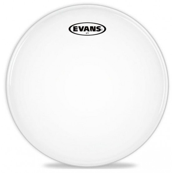 EVANS B12G14 PARCHE TOM/CAJA G14 COATED BLANCO RUGOSO