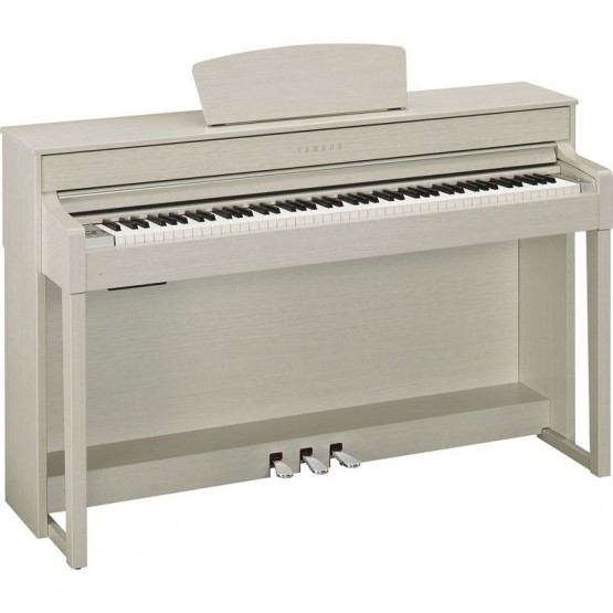YAMAHA CLP535 WA PIANO DIGITAL CLAVINOVA BLANCO FRESNO