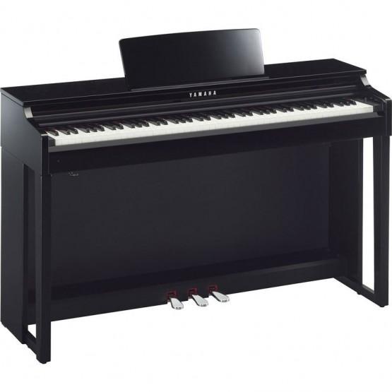 YAMAHA CLP525 PE PIANO DIGITAL CLAVINOVA NEGRO PULIDO