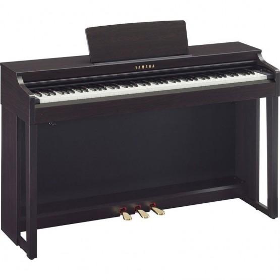 YAMAHA CLP525 R PIANO DIGITAL CLAVINOVA PALOSANTO