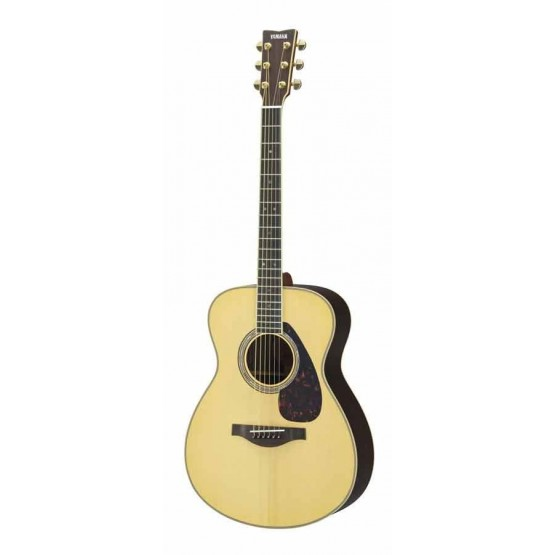 YAMAHA LS16 ARE NT GUITARRA ELECTROACUSTICA NATURAL
