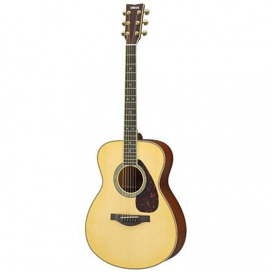 YAMAHA LL16 M ARE NT GUITARRA ELECTROACUSTICA NATURAL
