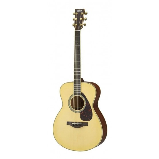 YAMAHA LS6M ARE NT GUITARRA ELECTROACUSTICA NATURAL