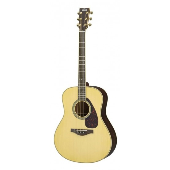 YAMAHA LL6 ARE NT GUITARRA ELECTROACUSTICA NATURAL