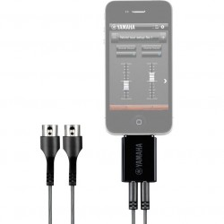 YAMAHA IMX1 MIDI INTERFACE FOR IPHONE/IPAD. OUTLET