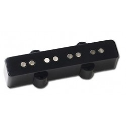 SUHR CLASSIC J VINTAGE JAZZ BASS PASTILLA BRIDGE BLACK