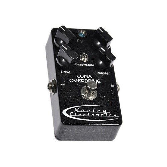 KEELEY LUNA OVERDRIVE PEDAL. OUTLET