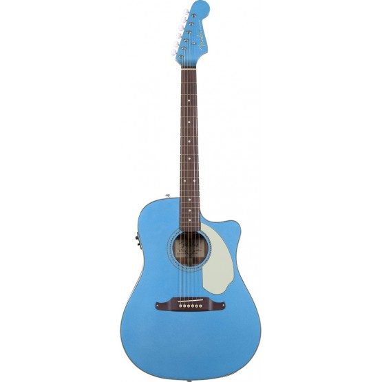 FENDER SONORAN SCE GUITARRA ELECTROACUSTICA LAKE PLACID BLUE