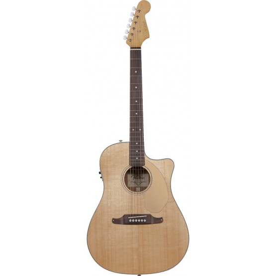 FENDER SONORAN SCE GUITARRA ELECTROACUSTICA NATURAL
