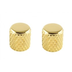 ALL PARTS MK0112002 GOLD HEAVY KNURL BARREL KNOBS