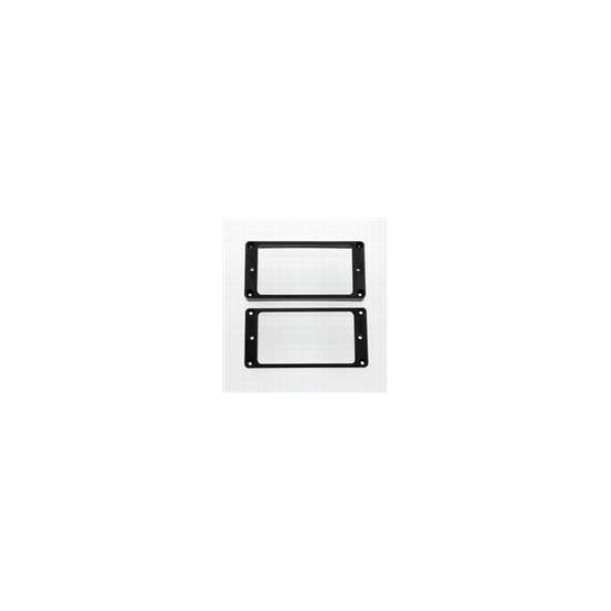 ALL PARTS PC0438003 HUMBUCKING RING SET CURVED BLACK