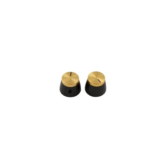 ALL PARTS PK3298002 MARSHALL GOLD TOP KNOBS