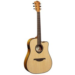 LAG T66DCE GUITARRA ELECTROACUSTICA TRAMONTANE. OUTLET