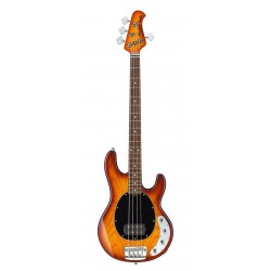 STERLING BY MUSICMAN RAY34 HB BAJO ELECTRICO STINGRAY4 HONEY BURST