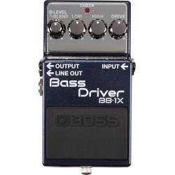 BOSS BB-1X PEDAL DRIVE BAJO