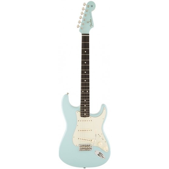 FENDER SPECIAL EDITION 60 STRATOCASTER RW GUITARRA ELECTRICA DAPHNE BLUE. OUTLET