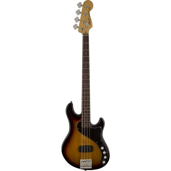 SQUIER DELUXE DIMENSION BASS IV RW BAJO ELECTRICO 3TS