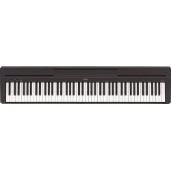YAMAHA P45 B PIANO DIGITAL PORTATIL NEGRO
