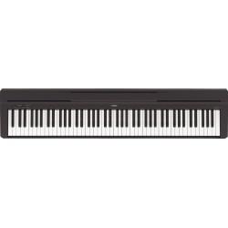 YAMAHA P45 B PIANO DIGITAL PORTATIL NEGRO