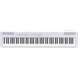 YAMAHA P115 WH PIANO DIGITAL PORTATIL BLANCO