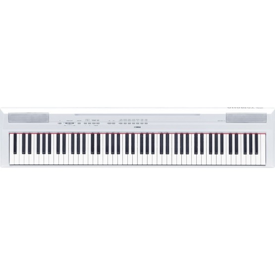 YAMAHA P115 WH PIANO DIGITAL PORTATIL BLANCO