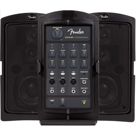FENDER PASSPORT CONFERENCE SISTEMA DE AUDIO PORTATIL