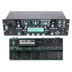 KEMPER PACK PROFILER RACK AMPLIFICADOR GUITARRA CON PEDALERA PROFILER REMOTE