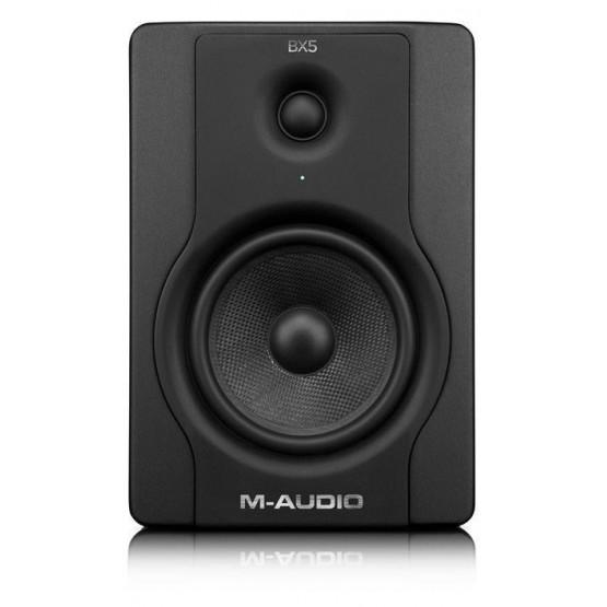 M AUDIO BX5D2 MONITOR DE ESTUDIO BIAMPLIFICADO. UNIDAD