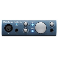 PRESONUS IONE AUDIOBOX INTERFAZ DE AUDIO 2X2 USB