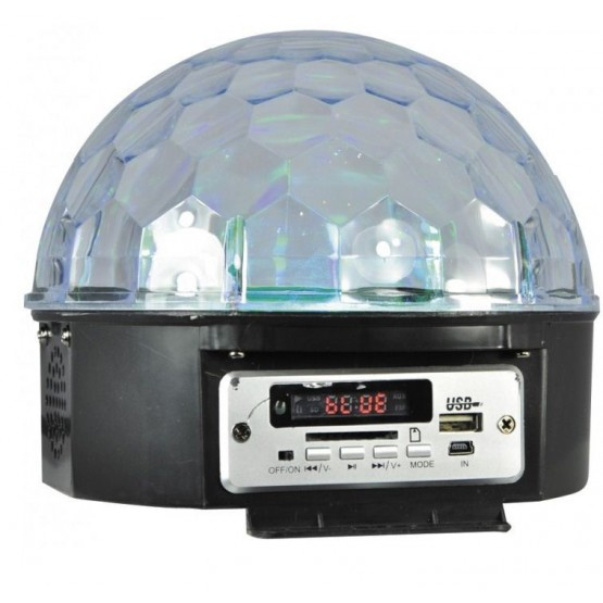 ACOUSTIC CONTROL MAGIC BT MP3 EFECTO LED CON REPRODUCTOR MP3