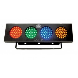 CHAUVET DJ BANK EFECTO LUCES LED 4 HACES