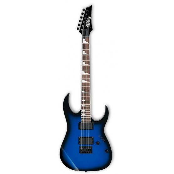 IBANEZ GRG121DX SLS GUITARRA ELECTRICA STARLIGHT BLUE SUNBURST