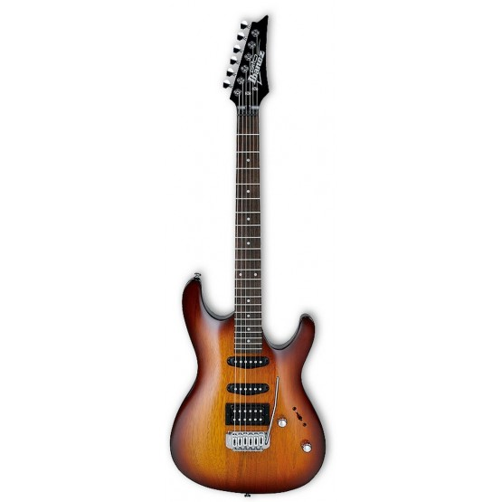 IBANEZ GSA60 BS GUITARRA ELECTRICA BROWN SUNBURST