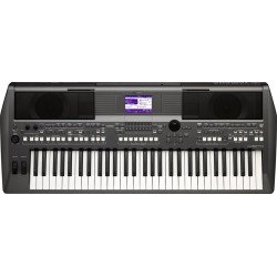 YAMAHA PSR S670 TECLADO WORKSTATION