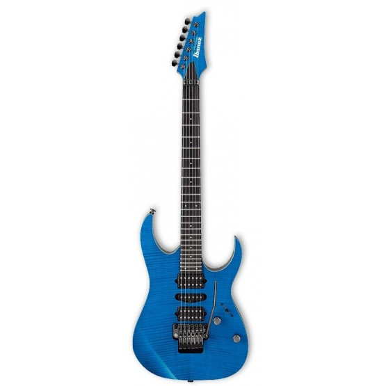 IBANEZ RG3770FZ TB GUITARRA ELECTRICA TRANSPARENT BLUE