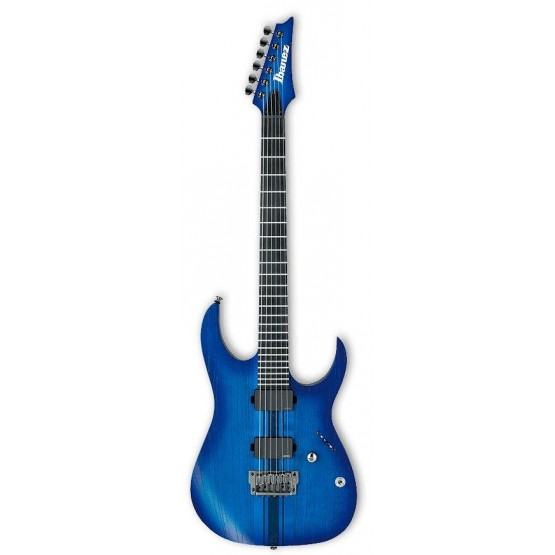 IBANEZ RGIT20FE SBF IRON LABEL GUITARRA ELECTRICA SAPPHIRE BLUE FLAT