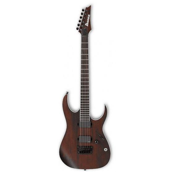 IBANEZ RGIR20BFE WNF IRON LABEL GUITARRA ELECTRICA WALNUT FLAT. OUTLET